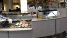 Beetle café in Dandenong has a fabricated sign on display to their likeing